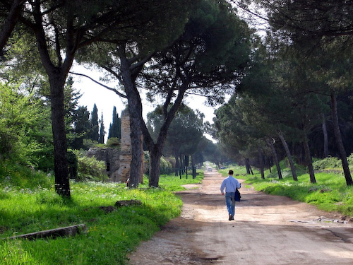 Via Appia: Queen of Roads, Rome