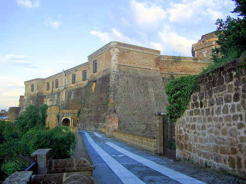 Fortress, Civita Castellana