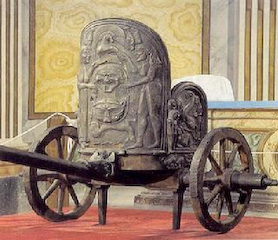 Etruscan chariot