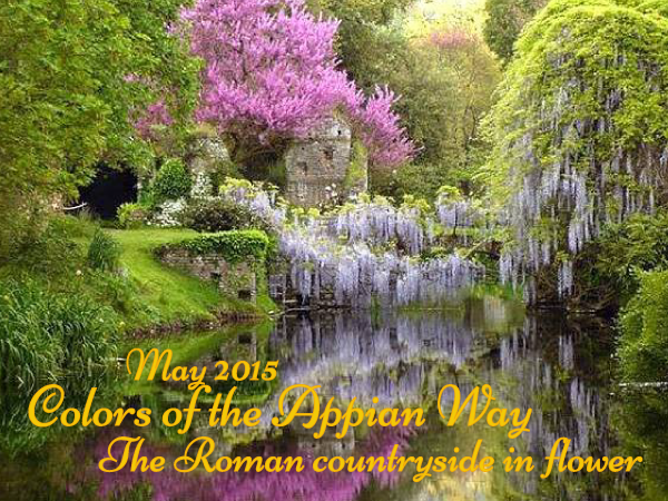 Colors of the Appian Way